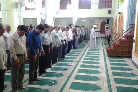 لیست نام و آدرس مساجد خیابان سروش اصفهان