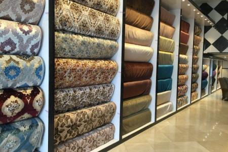 معرفی مرکز خرید پارچه در تهران