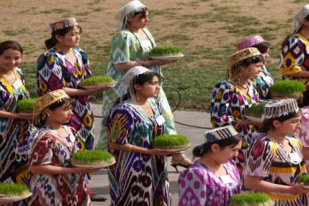 آداب و رسوم مردم تاجیکستان در عید نوروز