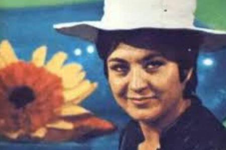 رویا خواننده زن مشهور قبل انقلاب درگذشت