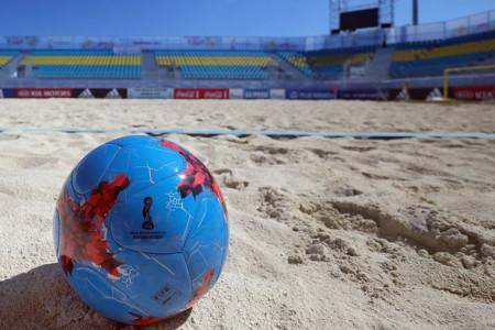 ایران در بازیهای ساحلی جهان نهم شد