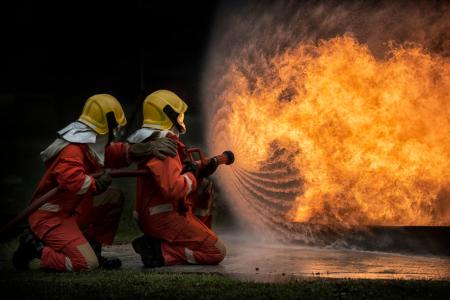 کاربرد تجهیزات آتش نشانی چیست ؟