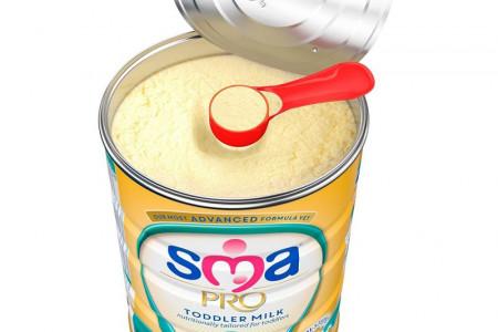 انواع شیر خشک SMA به همراه ویژگی های آن ها