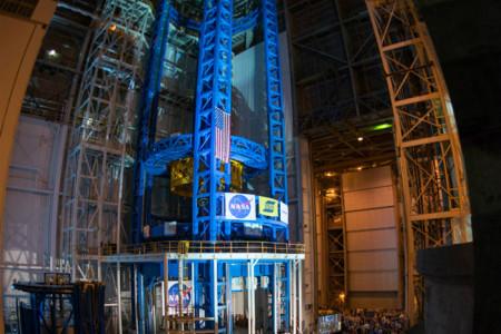 ساخت بزرگترین سازهی فضایی تاریخ بشر توسط ناسا!