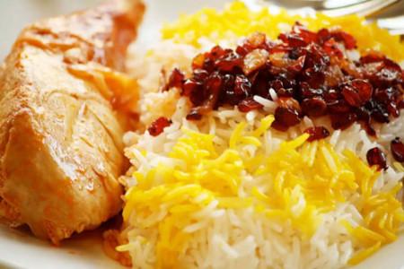 دانستنی های مفید در پخت برنج
