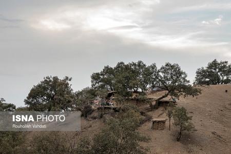 زندگی بدون برق در روستاها و دهستانهای دور افتاده استان لرستان