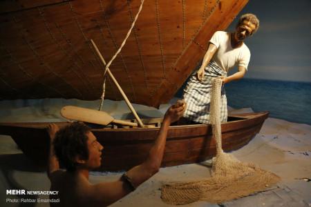 تصاویر موزه مردم شناسی (خلیج فارس) بندرعباس