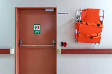 آشنایی با موارد استفاده از درب ضد حریق