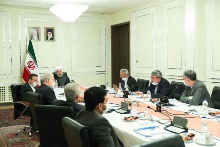 روحانی: مردم باید زندگی خود را با کرونا در هر شرایطی سازگار کنند!