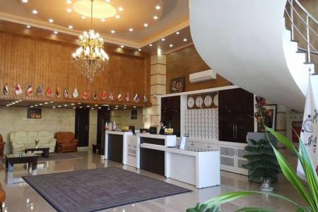 بهترین هتل های سه ستاره تبریز کدامند؟