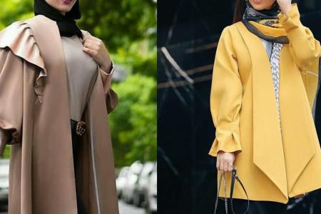 مدلهای مانتو ۹۹ شیک زنانه و دخترانه مخصوص عید نوروز