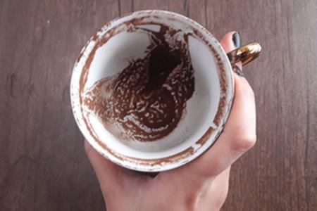 تعبیر دیدن (اسکلت،جمجمه،استخوان) در فال قهوه چیست ؟