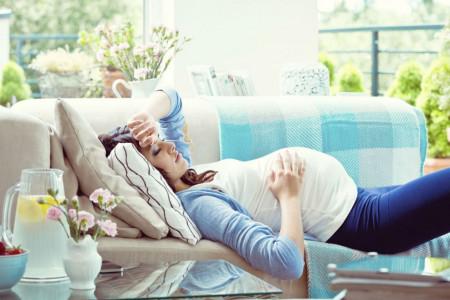 درمان سرماخوردگی در دوران بارداری