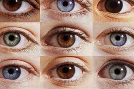 ارتباط و فرق بین انواع رنگ چشم و سلامت بدن در چیست ؟