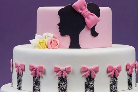 کیک روز دختر   فوق العاده ترین عکس های کیک روز دختر مبارک