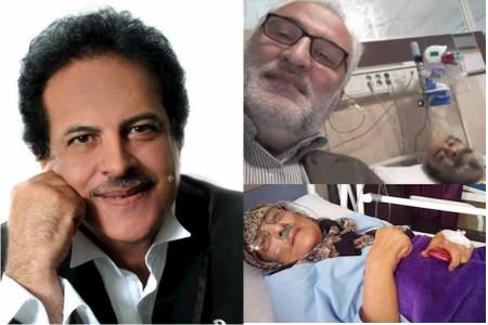 فوت اعضای خانواده مرتضی خواننده بر اثر کرونا
