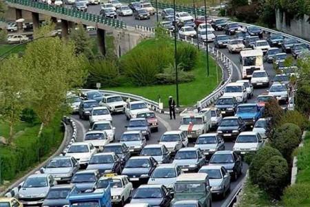 طرح ترافیک اصفهان