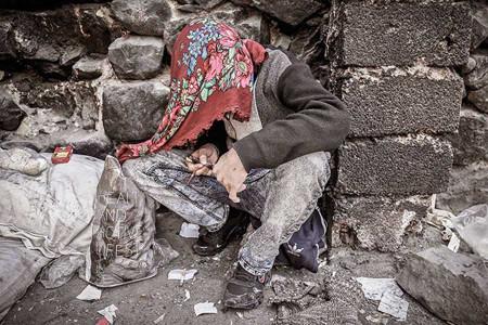 شهر زیرزمینی معتادان در تهران لو رفت + فیلم