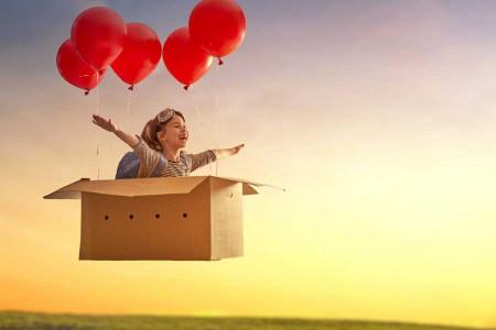 تعبیر خواب پرواز کردن : ۶۰ نشانه و تفسیر پرواز کردن در خواب