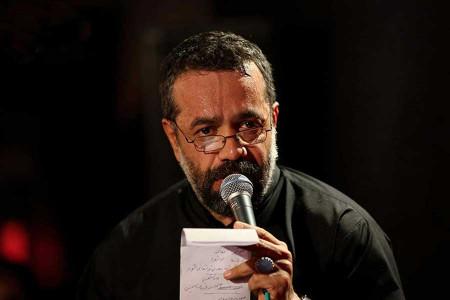روضه عجیب و جنجالی محمود کریمی در تلویزیون