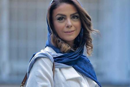 جنجال کشف حجاب شبنم فرشادجو + عکس