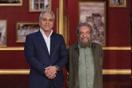 مصاحبه جنجالی مسعود فراستی در دورهمی مهران مدیری