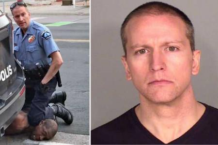 پلیس قاتل جورج فلوید کیست + عکس