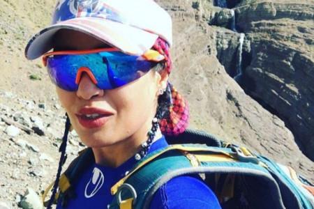 مرگ ونوس زرین خاک دوچرخه سوار زن در روز جهانی دوچرخه سواری