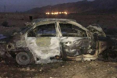 آتش سوزی خودرو سه فرزند خانواده را به کام مرگ کشاند