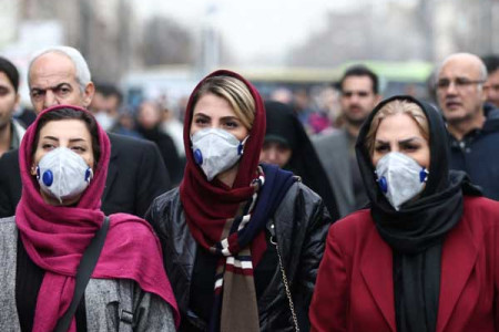 چند درصد ایرانی ها تاکنون به کرونا مبتلا شده اند ؟