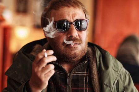گریم دیدنی رضا عطاران در فیلم سینمایی روشن