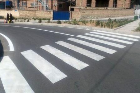 جریمه عابرین پیاده چگونه است