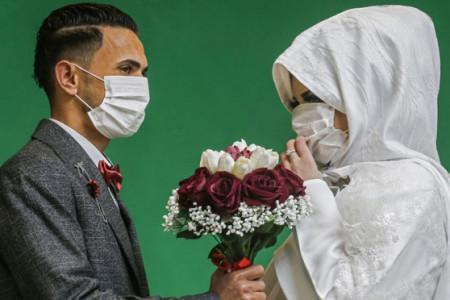 یک عروسی ۵۷ نفر را کرونایی کرد !