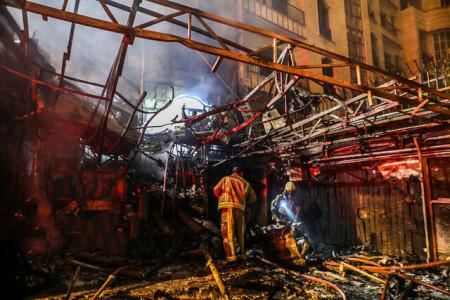 آمار دقیق کشته شدگان حادثه درمانگاه سینا تهران