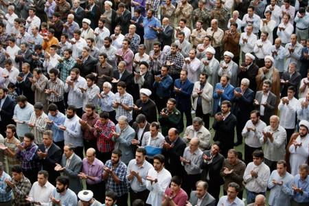نماز عید قربان چگونه است؟