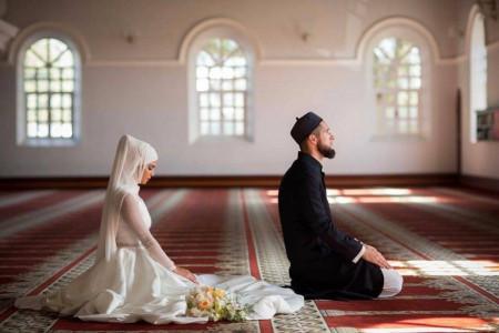 نماز مخصوص شب زفاف