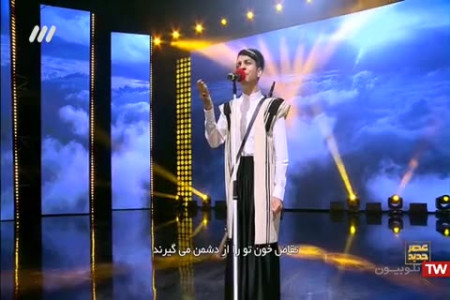 اجرای هادی احمدی در فصل دوم عصر جدید
