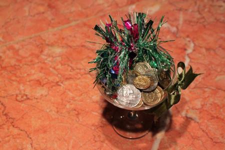 آموزش کامل تزیین سکه سفره هفت سین