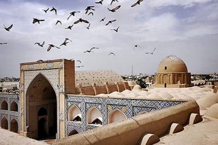 آشنایی با مساجد تاریخی شهر اصفهان