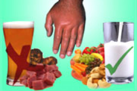 بیماری نقرس: چه بخوریم چه نخوریم؟