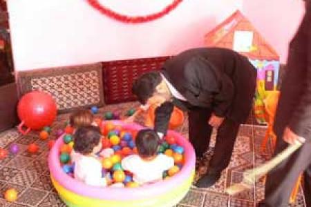 روش های بازی کردن با کودکان