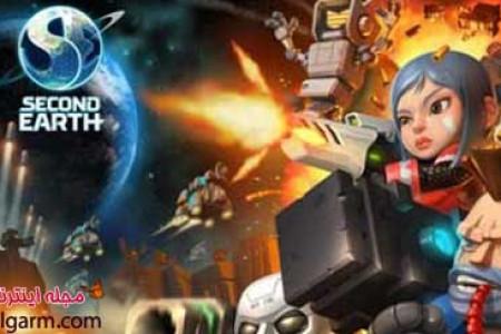 دانلود بازی جنگ فضایی Second Earth برای اندروید