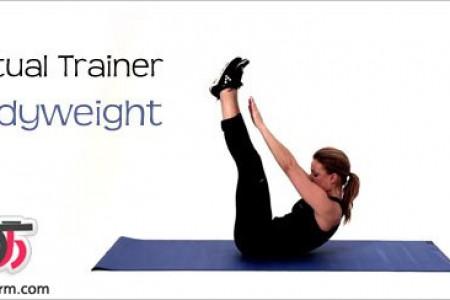 دانلود برنامه تمرین ورزشی Virtual Trainer Bodyweight v1.3.6 برای اندروید