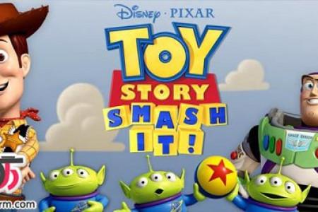 دانلود بازی داستان اسباب بازی ها Toy Story: Smash It v1.2.2 برای اندروید