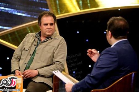تصاویر برخی بازیگران مرد در برنامه سه ستاره/اسفند 92