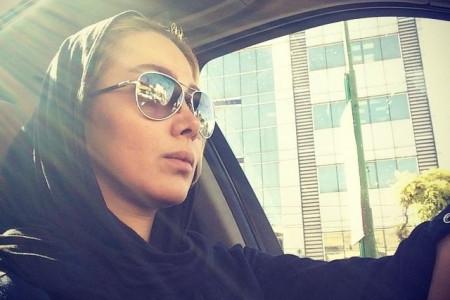 جدیدترین عکسهای دیدنی آنا نعمتی بازیگر سریال مسافر/شهریور 93