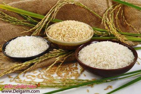 خواص برنج و اندر خاصیت های برنج
