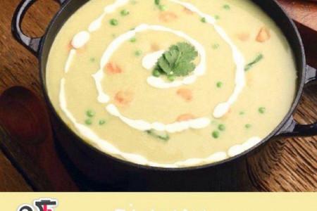 روش تهیه سوپ برنج با طعم و مزه متفاوت