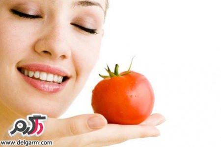 فواید بینظیر گوجه برای پوست