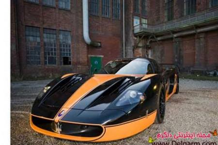 گرانترین و زیباترین خودروی جهان + عکس